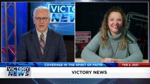 Feb. 3 Morning Broadcast with Kristine Hall