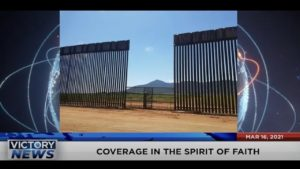Breaking News at the Border & Rep. Mark Finchem (Mar. 16, 2021)